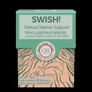 Detox Smoothies Containing Phyllanthus niruri Extract