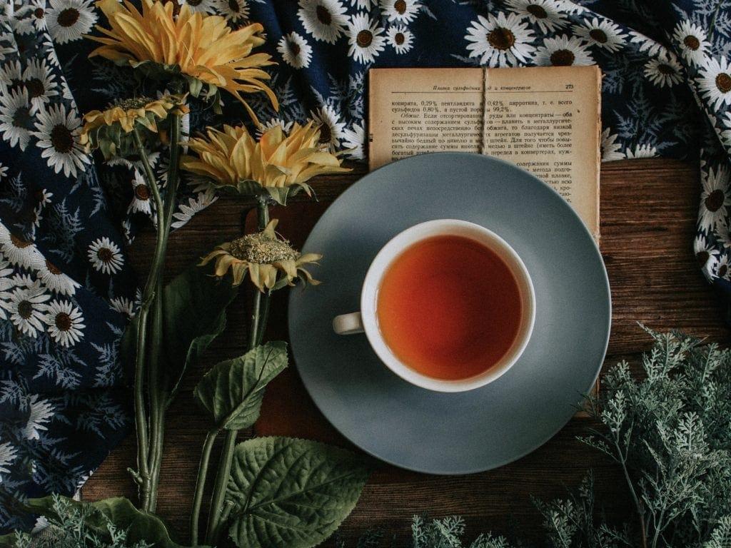 Ocimum sanctum - Tulsi - Holy Basil Stress Management Tea