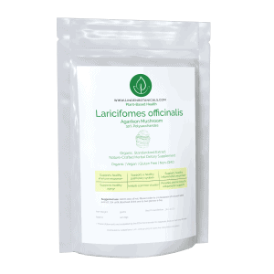laricifomes officinalis - agarikon mushroom - Immune support - Linden Botanicals