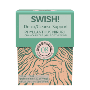 SWISH! Detox and Cleanse Support - Phyllanthus niruri - Linden Botanicals